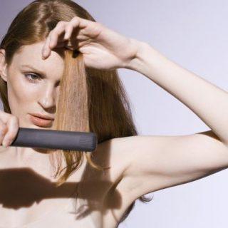περιποίηση μαλλιών στο σπίτι