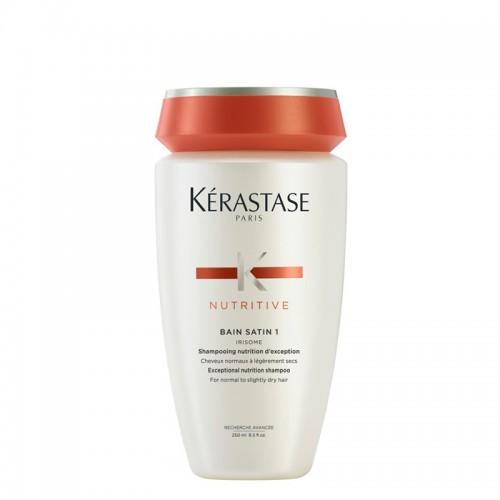 Kérastase Bain Satin 1 250ml k rastase   σαμπουάν k rastase   nutritive   περιποίηση   ξηρά και ευαισθητοποιη