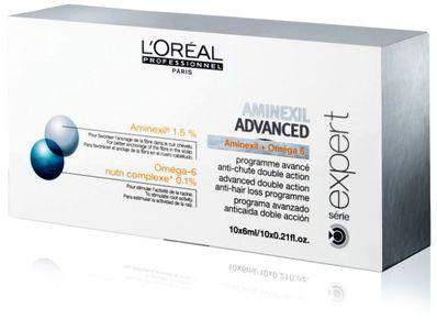 L'Oréal Professionnel Hydra Scalp Aminexil Advanced 42x6ml l or al professionnel   περιποιηση   για υγιές τριχωτό   l oreal professionnel o