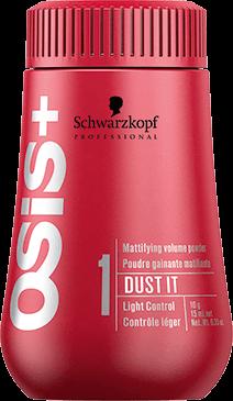 Schwarzkopf OSIS Dust It Mattyfing Powder 10Ml
