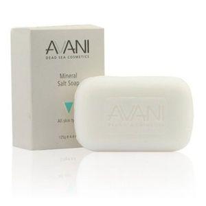 AVANI mineral salt soap 125gr σειρα προϊοντων   καθαριστικά προσώπου