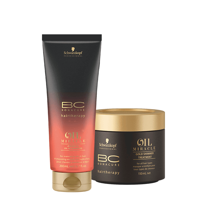 Schwarzkopf - Bc Oil Miracle Shampoo & Bc Oil Miracle Mask Treatment Offer