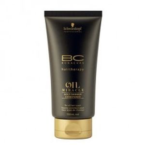 Schwarzkopf BC Oil Miracle Gold Shimmer Conditioner 150Ml