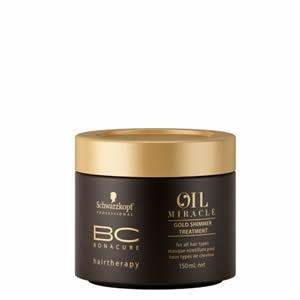 Schwarzkopf BC Oil Miracle Mask Treatment 150ml schwarzkopf   περιποιηση   λάμψη και περιποίηση για όλους τους τύπους μαλλιών
