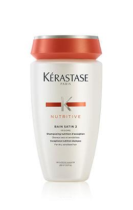 Kérastase Bain satin 2 250ml k rastase   σαμπουάν k rastase   nutritive   περιποίηση   ξηρά και ευαισθητοποιη
