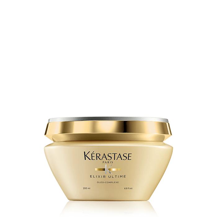 KERASTASE Εlixir Ultime masque 200ml k rastase   elixir ultime   περιποίηση   για όλους τους τύπους μαλλιών θρέψη και