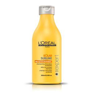 L'Oréal Professionnel Solar Sublime Shampoo 250ml l or al professionnel   περιποιηση   για όλους τους τύπους μαλλιών θρέψη λάμψη π