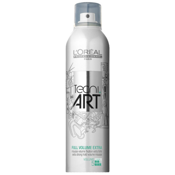 L'Oréal Professionnel Tecni Art Full Volume Extra Mousse 250ml l or al professionnel   styling   όγκος και κίνηση   l oreal professionnel offer