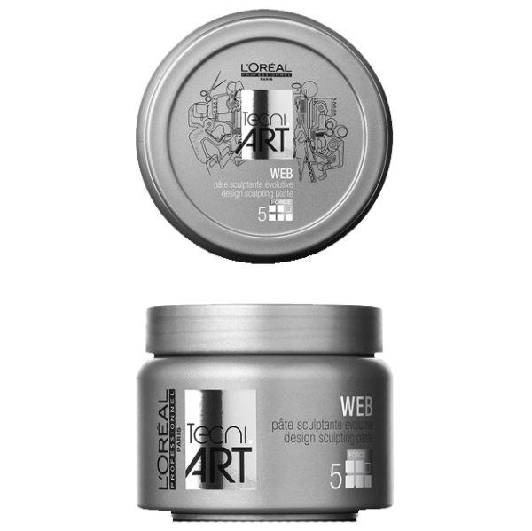 L'Oréal Professionnel Tecni Art Web Cream 150ml l or al professionnel   styling   ατημέλητη εμφάνιση   l oreal professionnel off