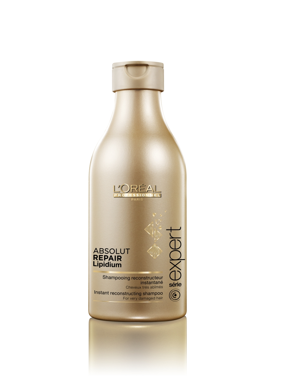 L'Oréal Professionnel Absolut Repair Lipidium Shampoo 250ml l or al professionnel   περιποιηση   ξηρά εξασθενημένα μαλλιά   l oreal professi