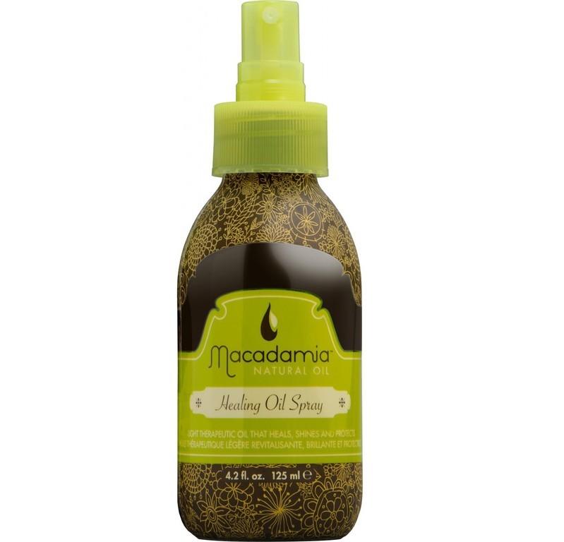 Macadamia Healing Oil Spray 125ml macadamia   έλαια   classic   περιποίηση   για όλους τους τύπους μαλλιών   ξηρά