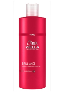 Wella Professionals Briliance fine-normal shampoo 500ML
