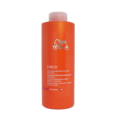 Wella Professionals enrich fine-normal shampoo 500ml