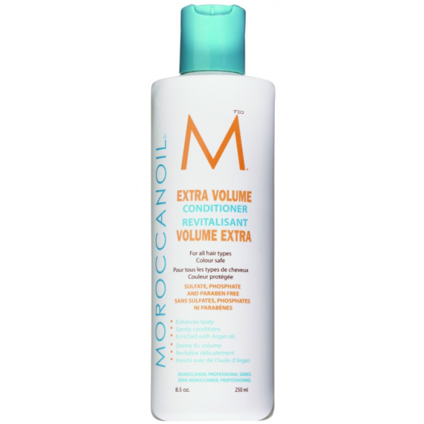 Moroccanoil Extra Volume Conditioner 250ml moroccanoil   περιποιηση   λεπτά μαλλιά
