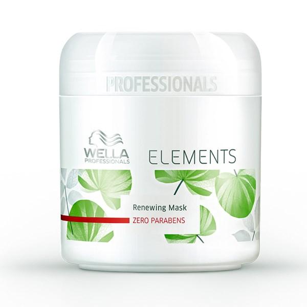 Wella Professionals Elements Renewing Mask 150ml wella   περιποιηση   για όλους τους τύπους μαλλιών   elements