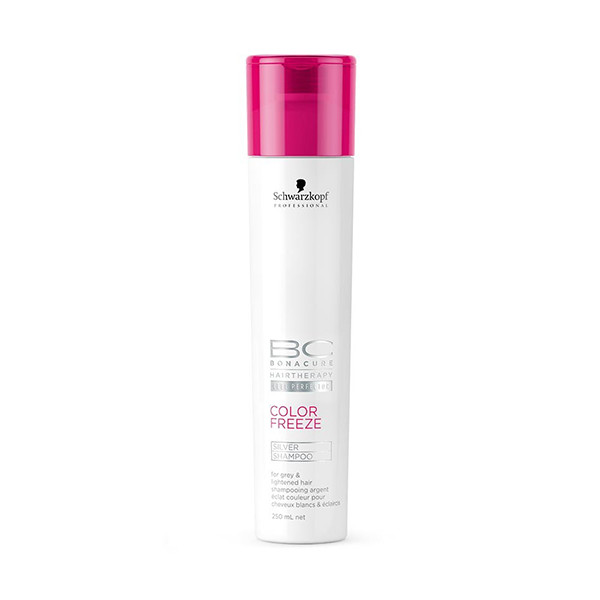 Schwarzkopf BC Color Freeze Silver Shampoo 250ml schwarzkopf   περιποιηση   βαμμένα μαλλιά   bc color freeze