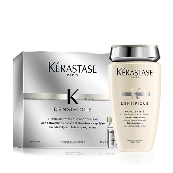 KERASTASE Densifique offer(ΣΑΜΠΟΥΑΝ 250ML+ΑΜΠΟΥΛΕΣ 30ΤΕΜ) k rastase   densifique   περιποίηση   λεπτά χωρίς όγκο μαλλιά