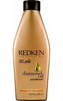 Redken Diamond Oil Conditioner 250ml redken   περιποιηση   ενυδάτωση λάμψη   diamond oil