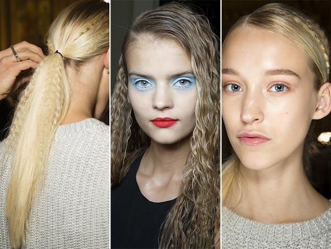 Τάσεις Μόδας μαλλιών  Άνοιξη – Καλοκαίρι 2015 - Le tif d05e8451184