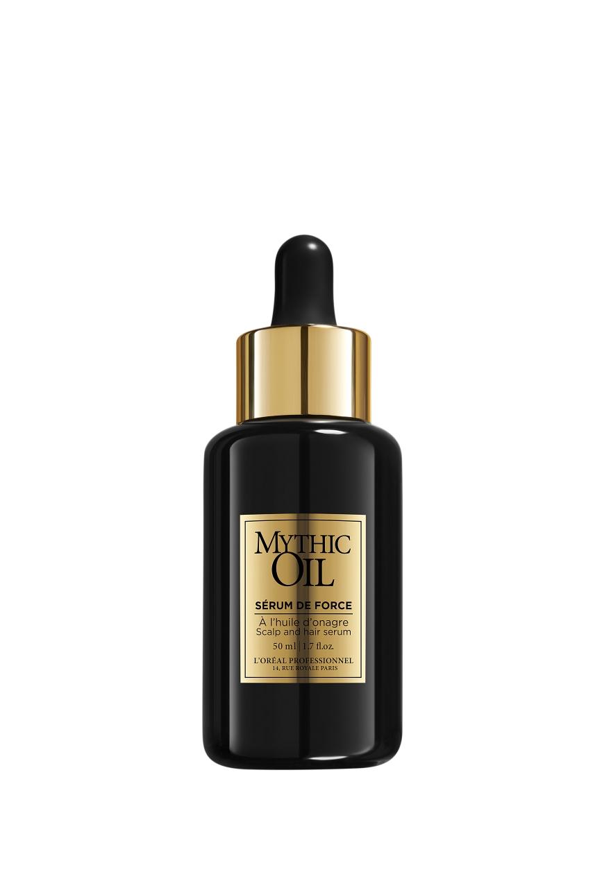 L'Oréal Professionnel Mythic Oil Serum De Force 50ml l or al professionnel   περιποιηση   για όλους τους τύπους μαλλιών θρέψη λάμψη π