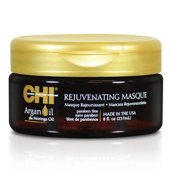 CHI Argan Oil Masque 237ml chi   περιποιηση   για ξηρά και ταλαιπωρημένα μαλλιά   argan oil