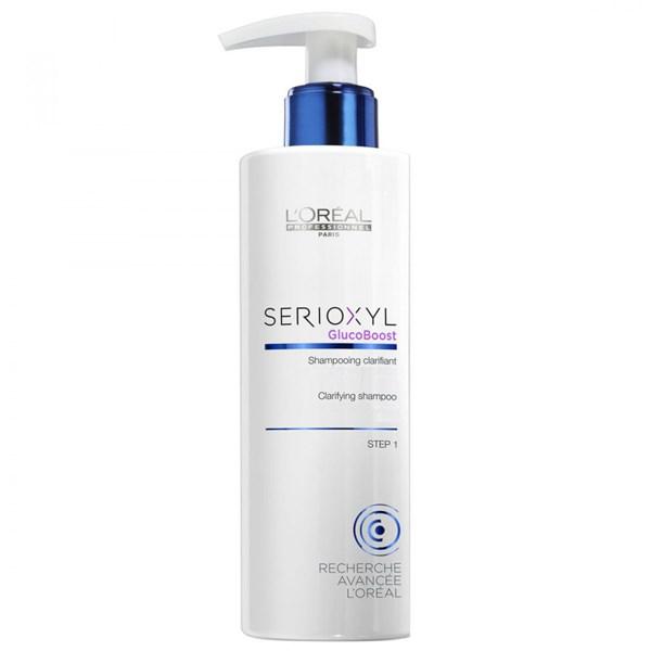 L'Oréal Professionnel Serioxyl Shampoo Για Βαμμένα Μαλλιά 250ml l or al professionnel   περιποιηση   για υγιές τριχωτό   l or al professionnel s