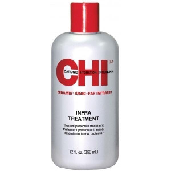 CHI Infra Treatment 355ml chi   περιποιηση   για όλους τους τύπους μαλλιών   infra system