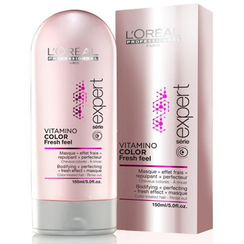 L'Oréal Professionnel Vitamino Color Fresh Feel Masque 150ml l or al professionnel   περιποιηση   βαμμένα μαλλιά   l or al professionnel vita