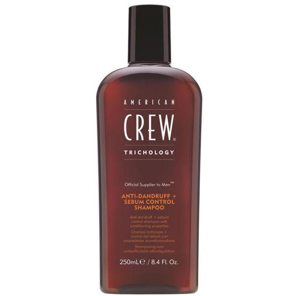 American Crew Anti-Dandruff & Sebum Control Shampoo 250ml american crew   περιποιηση