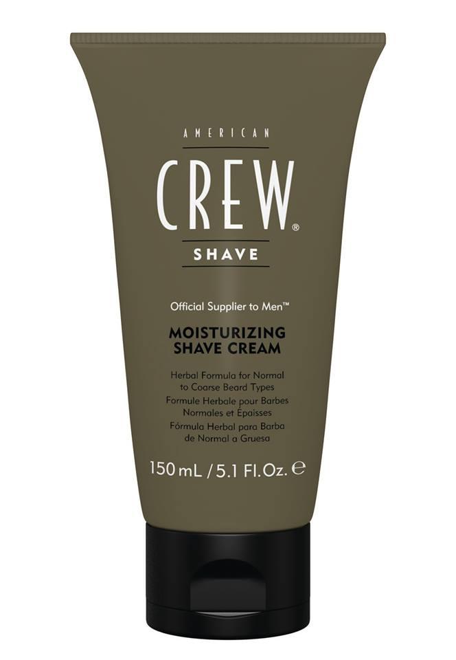 American Crew Moisturizing Shave Cream 150ml american crew   shave