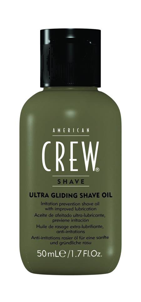 American Crew Ultra Gliding Shave Oil 50ml american crew   shave