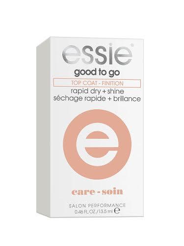 essie good to go top coat finition 13.5ml περιποίηση νυχιών essie   essie   περιποίηση νυχιών