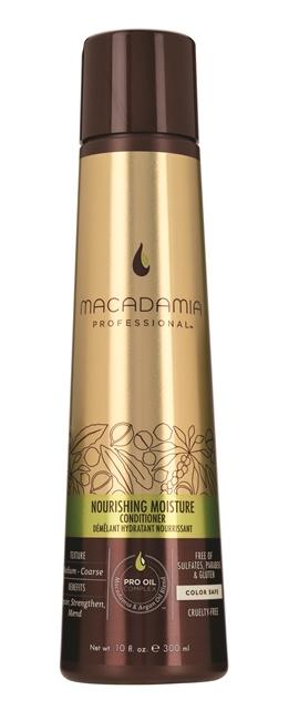 Macadamia Professional Nourishing Moisture Conditioner 300ml macadamia   professional nourishing   περιποίηση   για όλους τους τύπους μαλλιών
