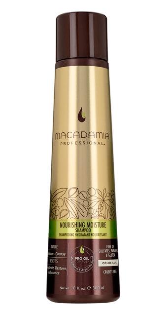 Macadamia Professional Nourishing Moisture Shampoo 300ml macadamia   professional nourishing   περιποίηση   για όλους τους τύπους μαλλιών