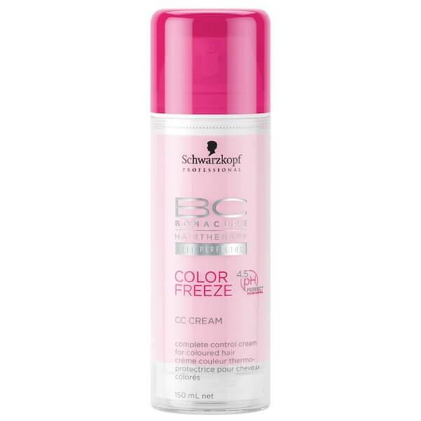 Schwarzkopf BC Color Freeze CC Cream 150ml schwarzkopf   περιποιηση   βαμμένα μαλλιά   bc color freeze