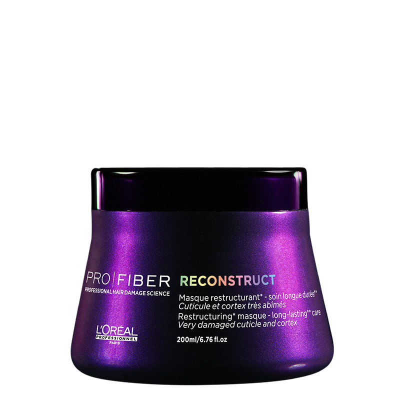 L'Oréal Professionnel Pro Fiber Reconstruct Masque 200ml l or al professionnel   περιποιηση   πολύ ευαισθητοποιημένα μαλλιά   l or al pro
