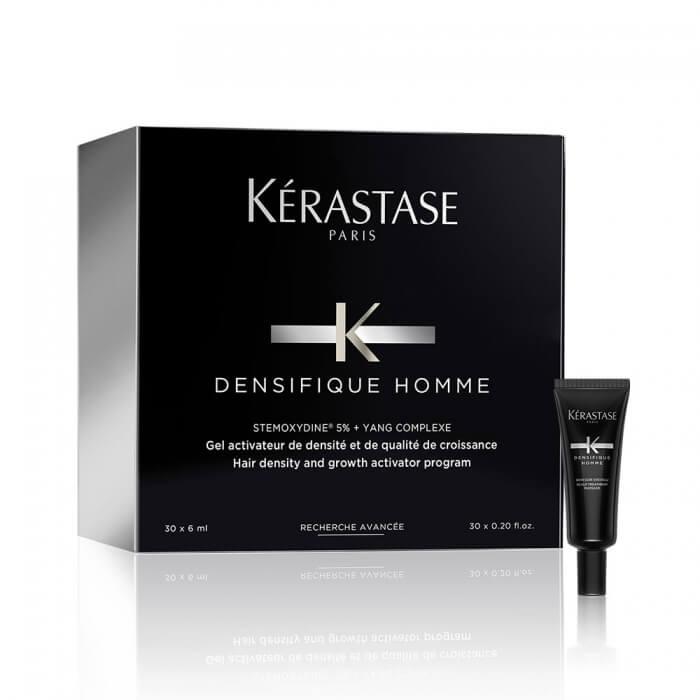 Kérastase Densifique Homme Αμπουλες 30Χ6ML k rastase   densifique   homme   περιποίηση   ανδρική σειρά   λεπτά χωρίς όγκο μ