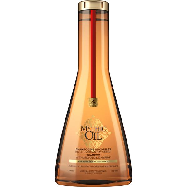 L'Oréal Professionnel Mythic Oil Shampoo Για Χοντρά Μαλλιά 250ml l or al professionnel   περιποιηση   χοντρά μαλλιά   l oreal professionnel offer