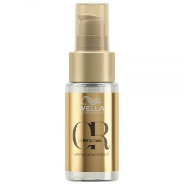 Wella Professionals Oil Reflections Luminous Smoothening Oil 30ml wella   περιποιηση   για όλους τους τύπους μαλλιών   oil reflection