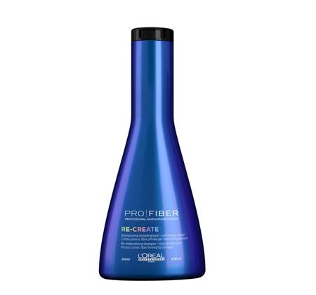 L'Oréal Professionnel Pro Fiber Re-Create Shampoo 250ml l or al professionnel   περιποιηση   για ευαισθητοποιημένα μαλλιά αναδόμηση   l