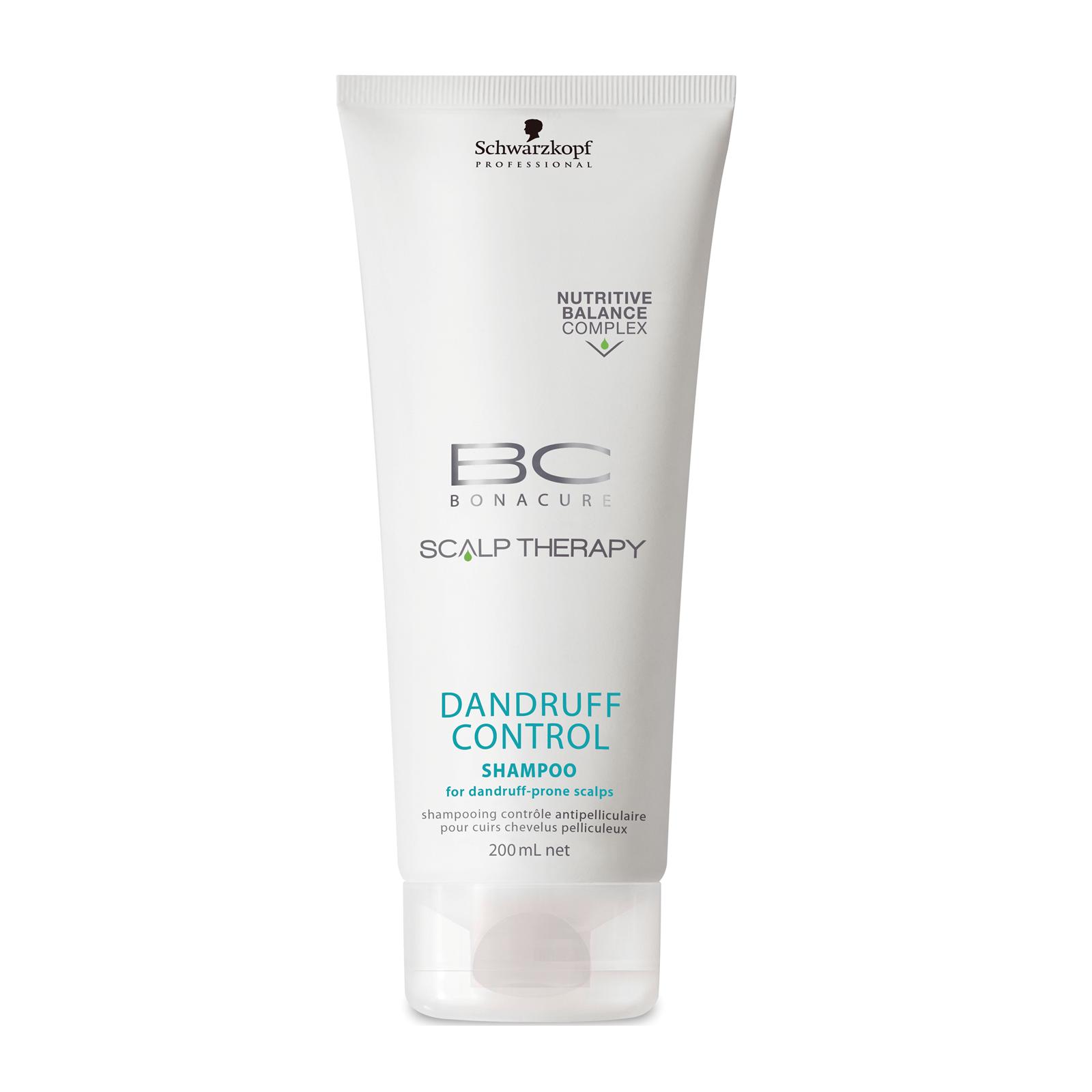 Schwarzkopf Professional BC Scalp Therapy Dandruff Control Shampoo 200ml schwarzkopf   περιποιηση   ευαίσθητο τριχωτό τριχόπτωση λιπαρότητα πιτυρίδα ξηρο