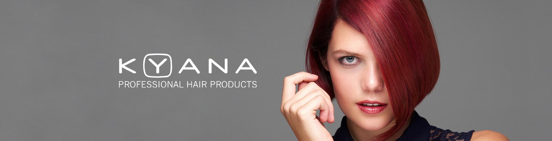 KYANA προϊόντα περιποίησης μαλλιών Le Tif