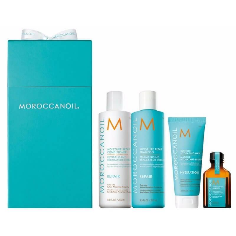 Moroccanoil Offer (Repair Shampoo 250ml & Repair Conditioner 250ml & Restorative περιποιηση   christmas offers   ξηρά κατεστραμένα μαλλιά αναδόμηση   moroccanoil