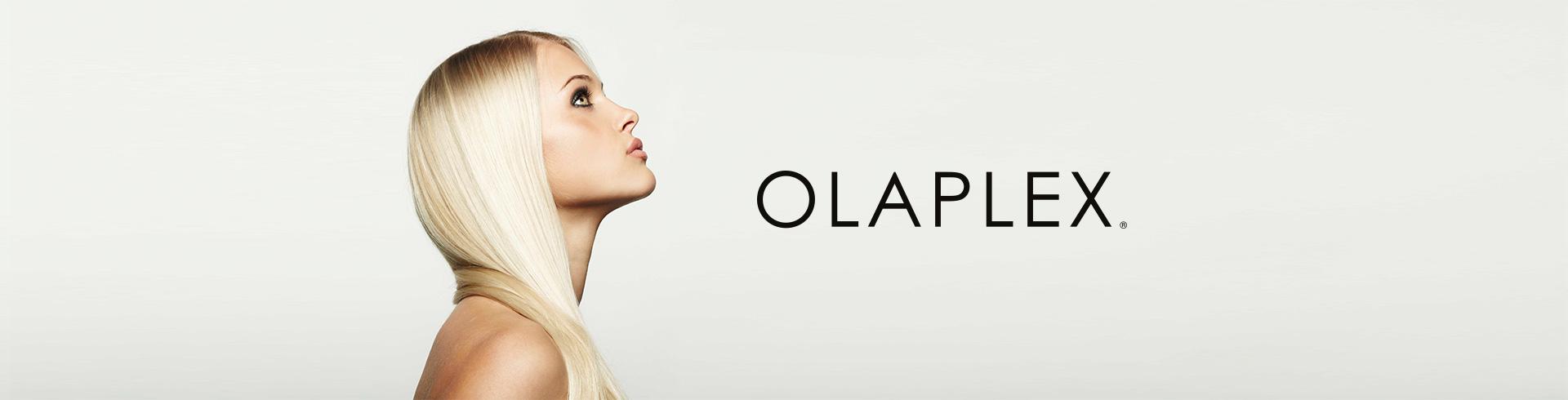 OLAPLEX θεραπεία για ξανθά μαλλιά