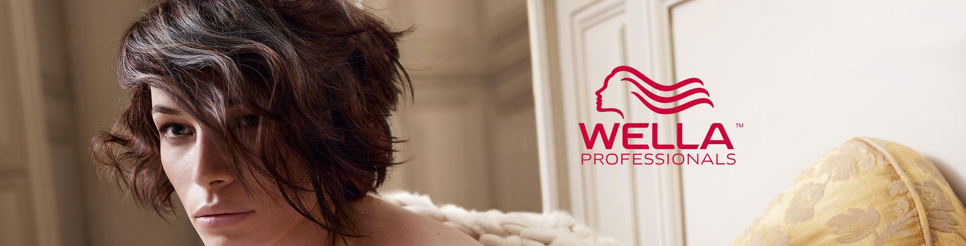 προϊόντα περιποίησης μαλλιών Wella