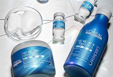 L'Oréal Professionnel Pro Keratin Refill