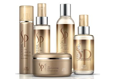 Wella SP Lux Oil