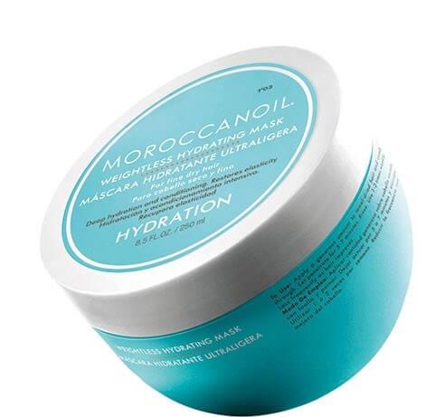 Moroccanoil Light Hydrating Mask 250ml moroccanoil   περιποιηση   λεπτά μαλλιά   ξηρά  amp  ταλαιπωρημένα μαλλιά
