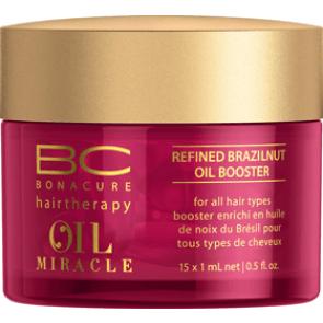 Schwarzkopf Professional BC Brazilnut Oil BOOSTER 15*1ML schwarzkopf   περιποιηση   για όλους τους τύπους μαλλιών   bc oil miracle