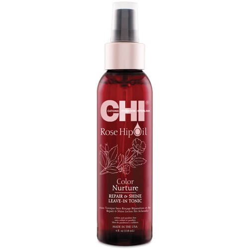 CHI Rosehip Oil Repair and Shine Tonic 118ml chi   περιποιηση   βαμμένα μαλλιά   rosehip oil